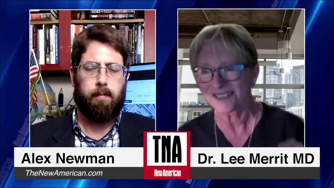 Dr Lee Merrit  les vaccins ARNm sont potentiellement des armes biologiques
