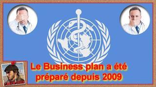 2021/045 Le Business plan été préparé depuis 2009