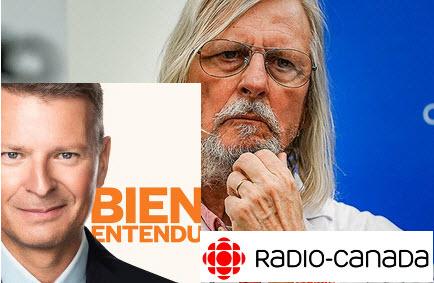 Stéphan Bureau entretien avec le professeur Didier Raoult