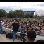 HK concert au fil de l'eau