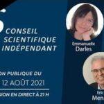 Reunion publique n°18 du CSI (Conseil Scientifique Indépendant)