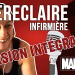 Témoignage Klereclaire, Infimière